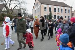 Masopust Olešnice 2018